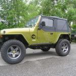 Jeep Wrangler TJ ( After )