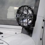Jeep JK Windshield Lights