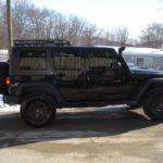 Jeep JKU Wrangler