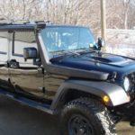 Jeep Wrangler JKU with Snorkel