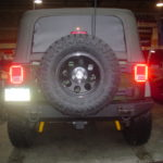 Rugged Ridge JK Rear Bumper