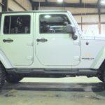 Jeep JKU Wranger