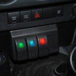 JK 2207-20010 Switch panel
