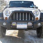 AEV Front Bumper No winch