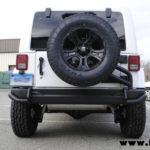 Jeep Wrangler JKU AEV Rear Bumper